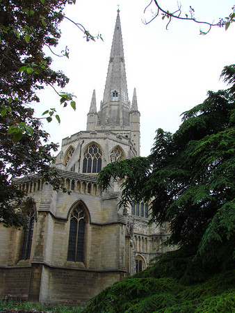 Norwich Cathedral - England