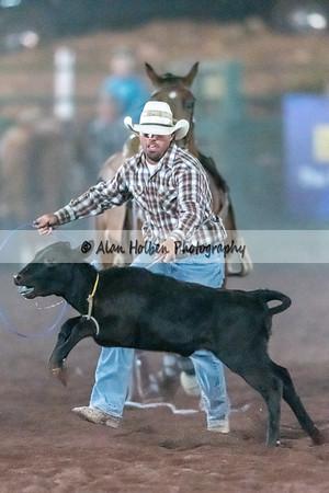Calf Roping (Friday)