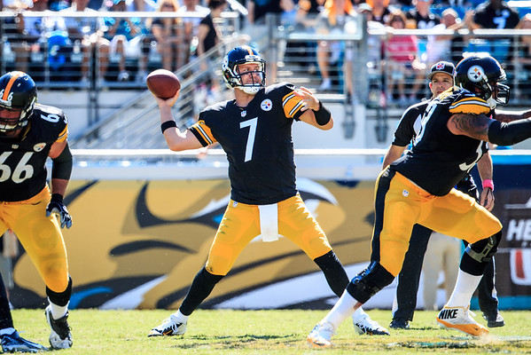10/05/2014 - Pittsburgh Steelers at Jacksonville Jaguars