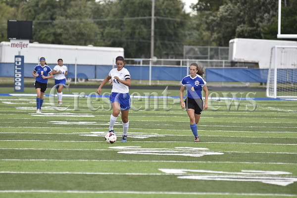 09-10-16 Sports Continental @ Defiance Girls Soccer