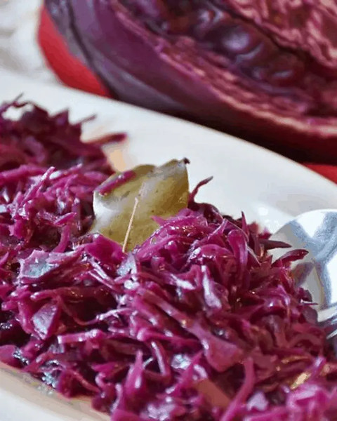 German Spiced Cabbage