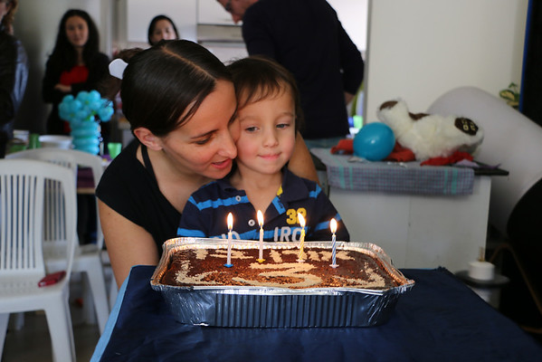 Oren's 3rd Birthday