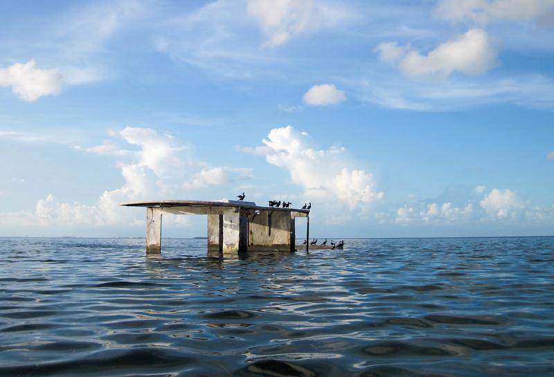 florida bay wreck