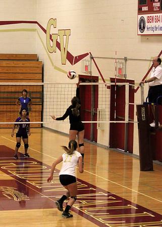 2013.9.14 BCHS Freshman Volleyball-Golden Valley Tournament
