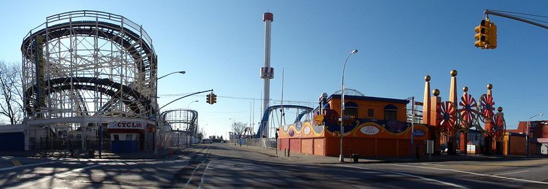 Coney Island New Years Day Plunge - 1-1-12