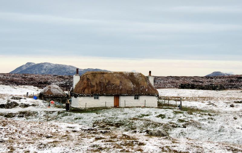 Hebridean Thatch