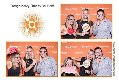 Orange Theory Fitness Bel Red Grand Opening