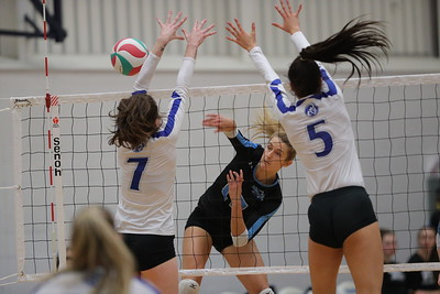 VIU Volleyball vs Camosun (February 14/15, 2020)