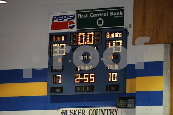 Varsity-Odessa vs Higginsville 12-9-08