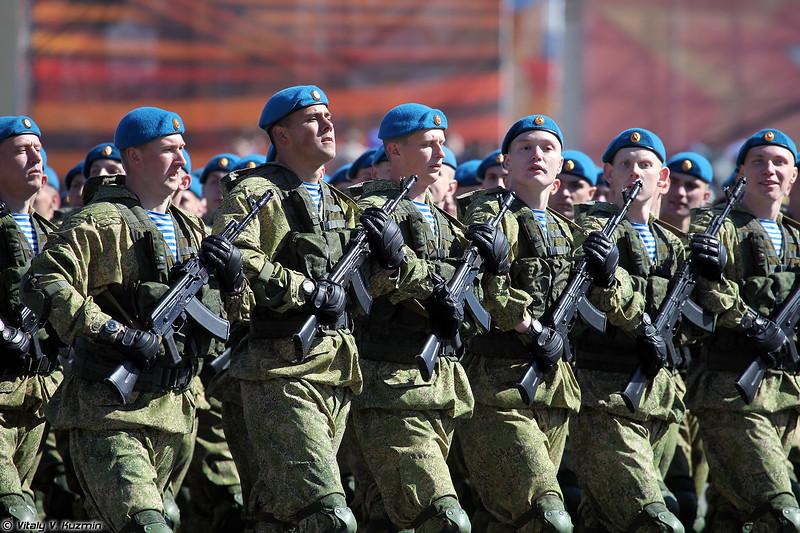 2018 Saint Petersburg Victory Day Parade