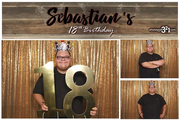 Sabastian 18th B-day 2020