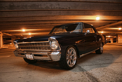 Bryan Fargos 67 Chevy II Nova