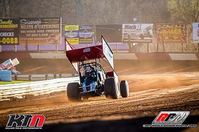 Lincoln Speedway - 4/8/17 - Nicole Signor