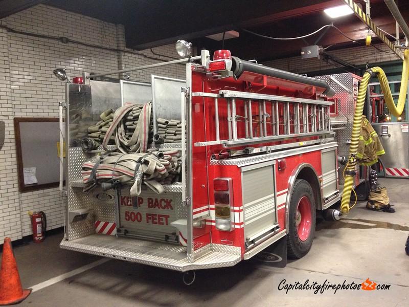 Detroit Engine 17