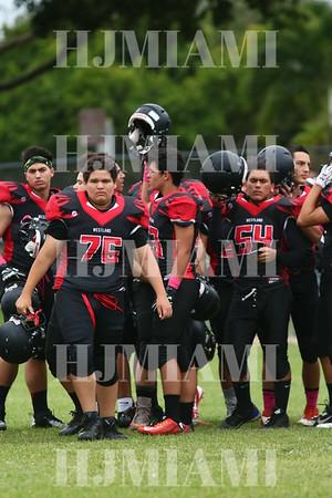 Football Varsity 10-28