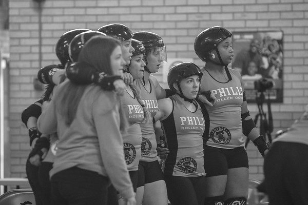Tampa Bruise Crew vs. Philly Independence Dolls
