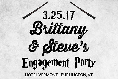 3.25.17 Brittany & Steve's Engagement Party