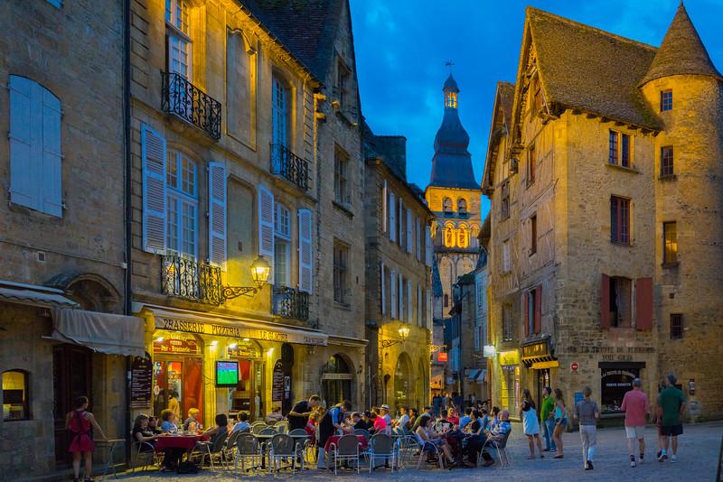 Sarlat-la-Canéda, France