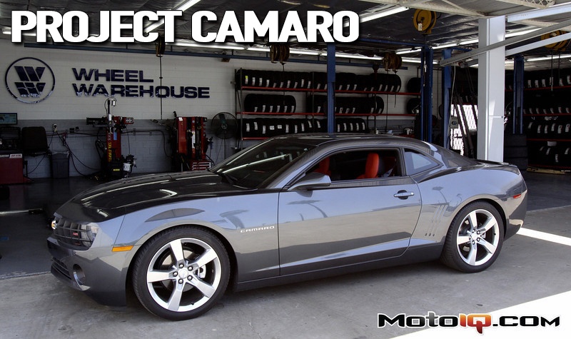 Project Camaro, wheel warehouse, kw, whiteline