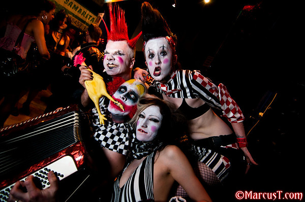 June 2010 - Bizarre Ball - Crowd