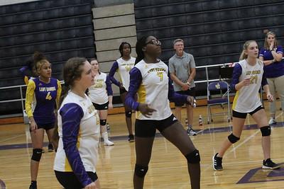 Volleyball vs Putnam County