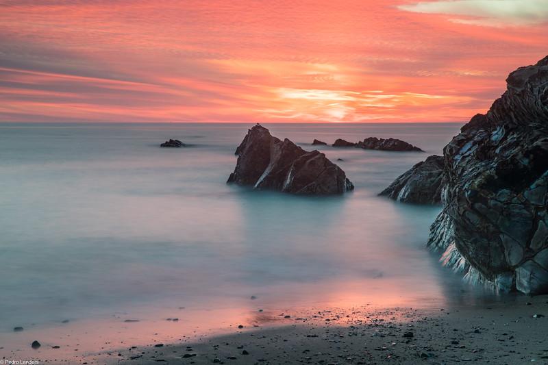 Widemouth Sunset 2