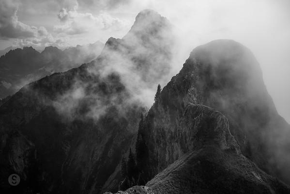Western Swiss Mountains