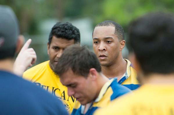 Pelican Rugby Vs Brevard 2014