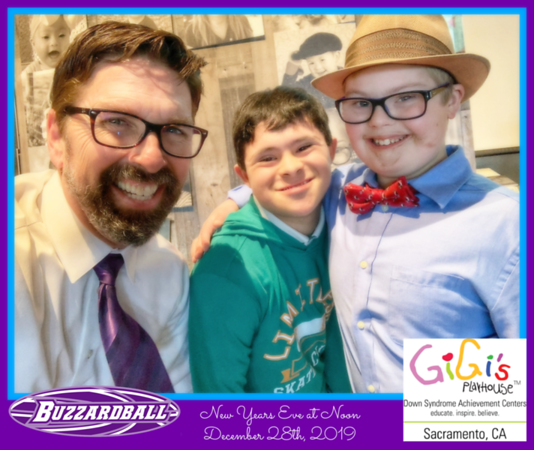 DECEMBER 28TH, 2019   Gigi's Playhouse New Years Eve at Noon