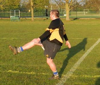Kicking Cup 2012