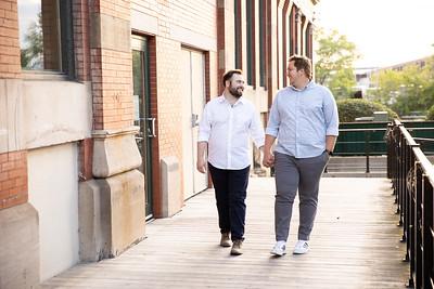 Daniel and Ben