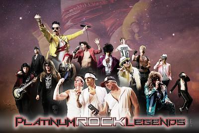 Platinum Rock Legends Publicity Photos 2.20.20