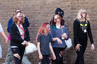 The Kitchener Zombie Walk