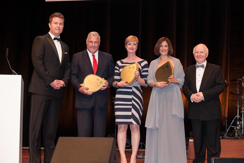IMEX-GMIC Green Award winners