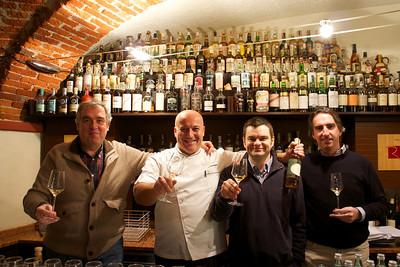 Scent of Islay, Osteria Rosso di Sera & Singlemaltwhisky.it