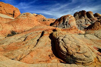 Candy Cliffs at Yant Flats