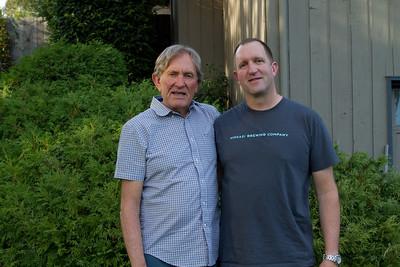 20110921 Dad's Visit