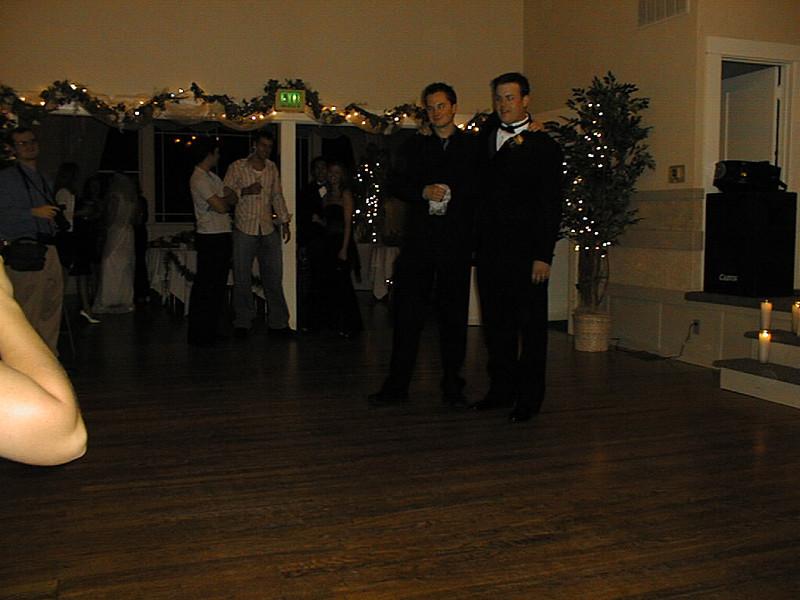 Joe and Laura Maguire's Wedding
