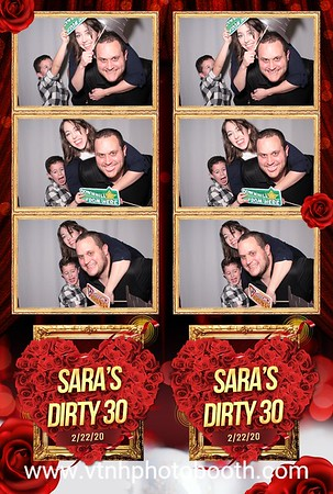 Photo Strips - 2/22/20 - Sara's Birthday