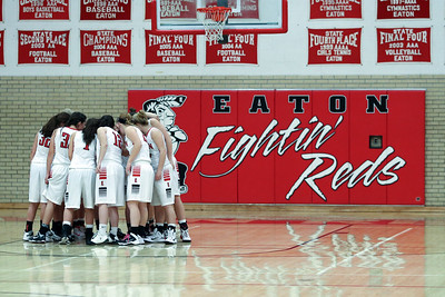 2014-15 Season Gallery Eaton Girls Basketball