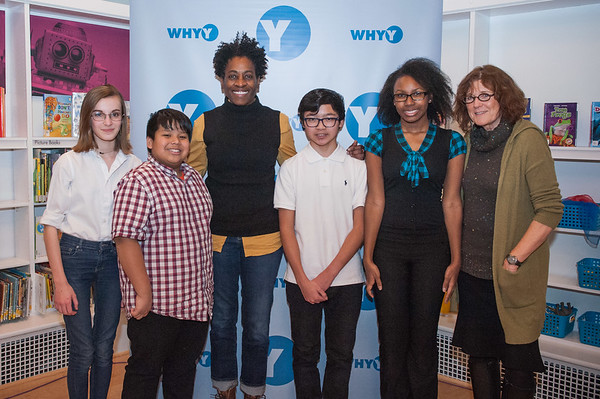One Book, One Interview: Radio Times with Jacqueline Woodson