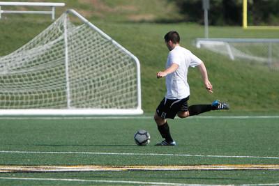 NKU Men's Soccer vs Wright State 2012