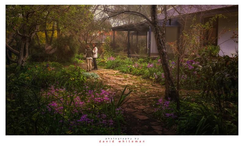 Encounter in the Perfumed Garden