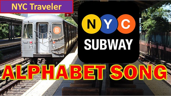 ABC Subway Trains