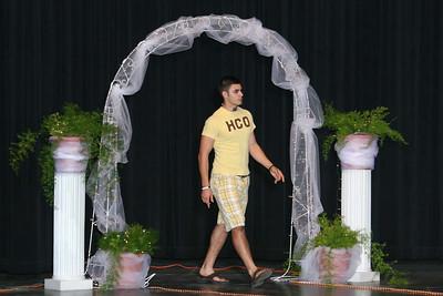 Bachelors In Black, Program 2006