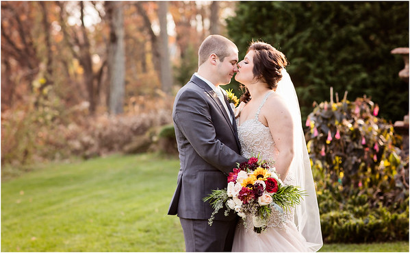 Paige and Mike - First Look and Formals
