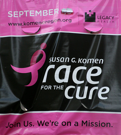 Race For The Cure - Portland/OR Sept 19, 2010
