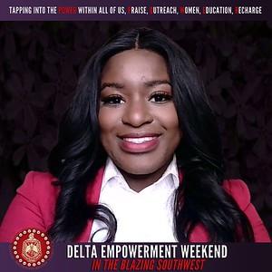 June 04, 2021 - Delta Sigma Theta Virtual Empowerment Weekend