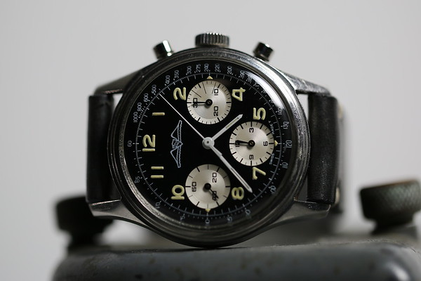 Breitling 765 AOPA Top Time