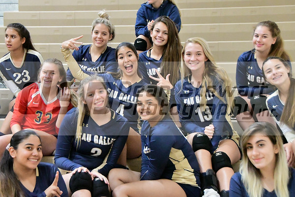 Girls Volleyball Varsity 10.02.19